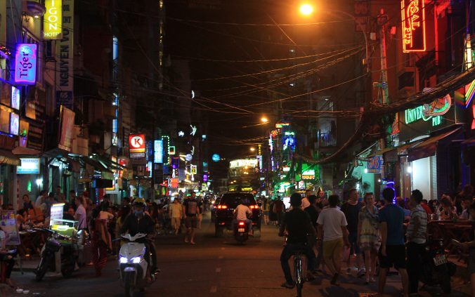 One week in Ho Chi Minh City (Saigon)