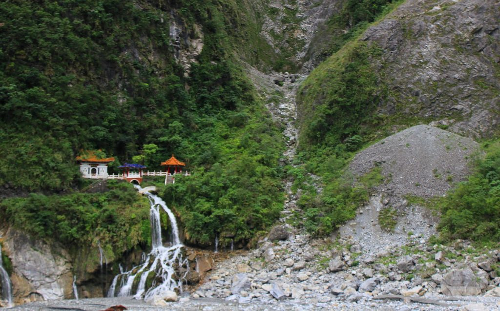 Eternal Spring Shrine, Taroko National Park