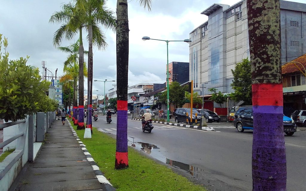 Tarakan. Wow, this picture looks super exciting.