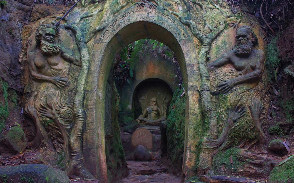 William Ricketts Sanctuary, Australia