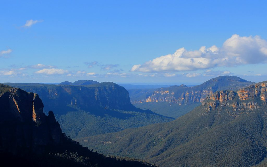 Grose Valley, Blue Mountains