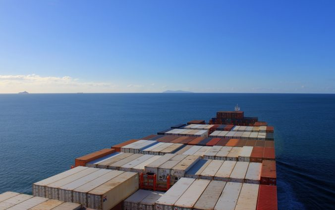 How Long Does It Take a Cargo Ship to Cross the Pacific?