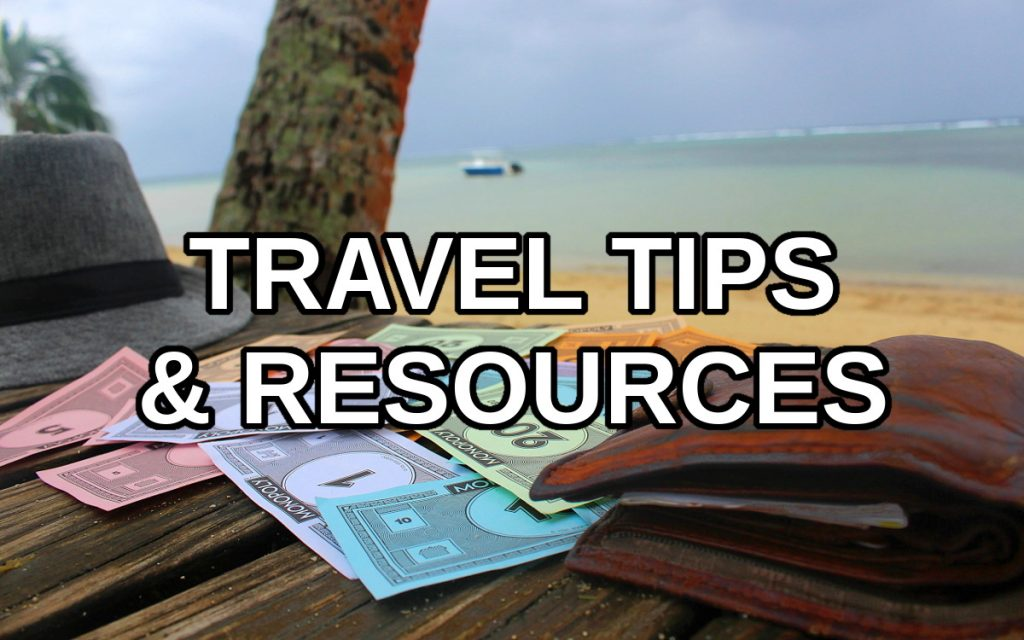 Long-Term Travel Tips and Resources