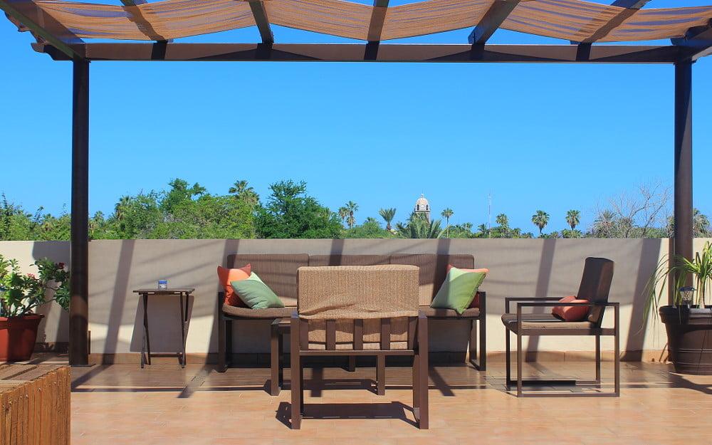 Bugambilias Suites Hotel in Loreto, Baja California Sur