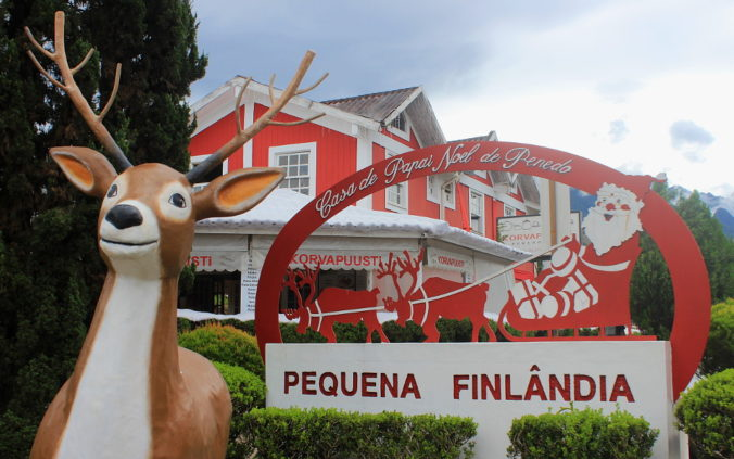Pequena Finlândia, Penedo, Brazil