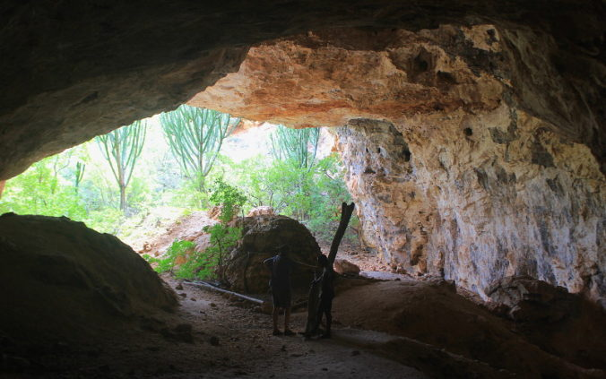 Visiting Makapans Caves in Mokopane