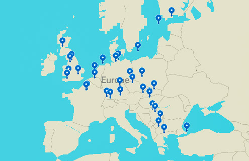 Goodbye Travel Life – My Homecoming Tour through Europe Route